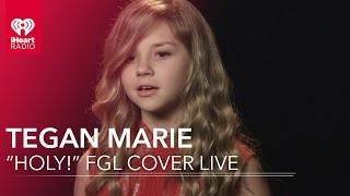 "Florida Georgia Line – ""H.O.L.Y."" (Acoustic Cover by Tegan Marie) 