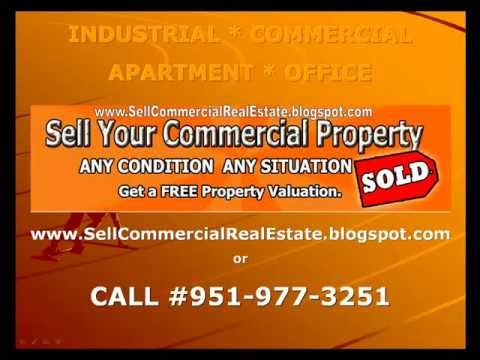 Sell Commercial Property Inland Empire