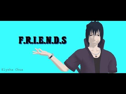 [MMD NARUTO] F.R.I.E.N.D.S ||Sasuke||