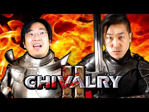 Chivalry 2 Turned Us Into Unstoppable Chads