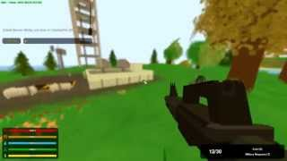 Unturned 3.10.2.1 How to remove recoil on guns!
