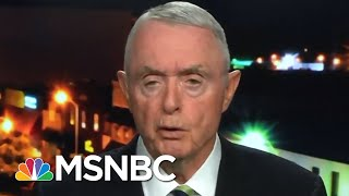 General Barry McCaffrey: 'Space Force Is A Thoroughly Stupid Idea' | The 11th Hour | MSNBC