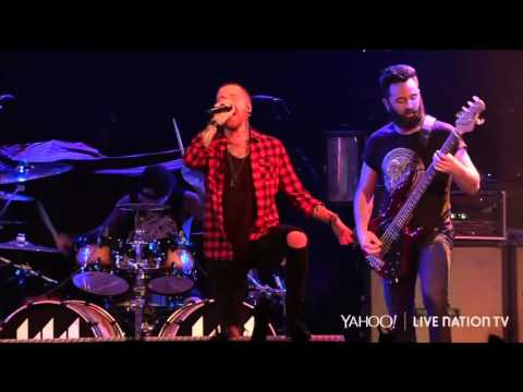 Memphis May Fire - FULL SET (HD LIVE 2016, Cincinnati / Incarnate Tour)