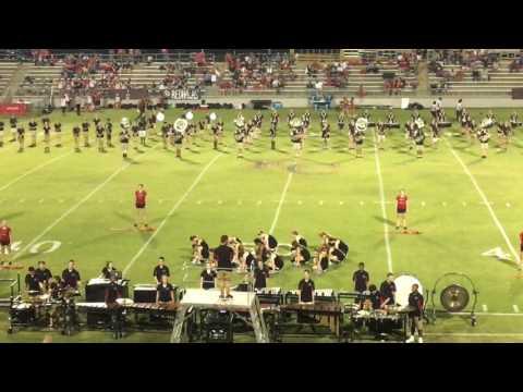 Stewart's Creek High School halftime @ Franklin Co High School