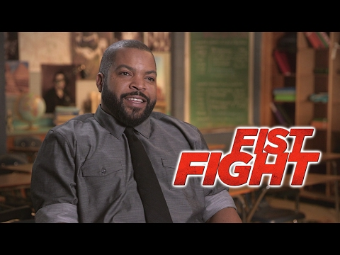 FIST FIGHT - Cast Interviews | Ice Cube, Charlie Day, Christina Hendricks (2017) [HD]