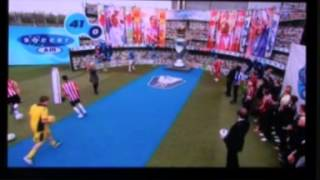Faris Badwan scores wonder goal on Soccer AM
