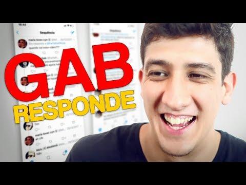 ESPECIAL 10k - POR QUE COMECEI NO YOUTUBE (GAB RESPONDE)