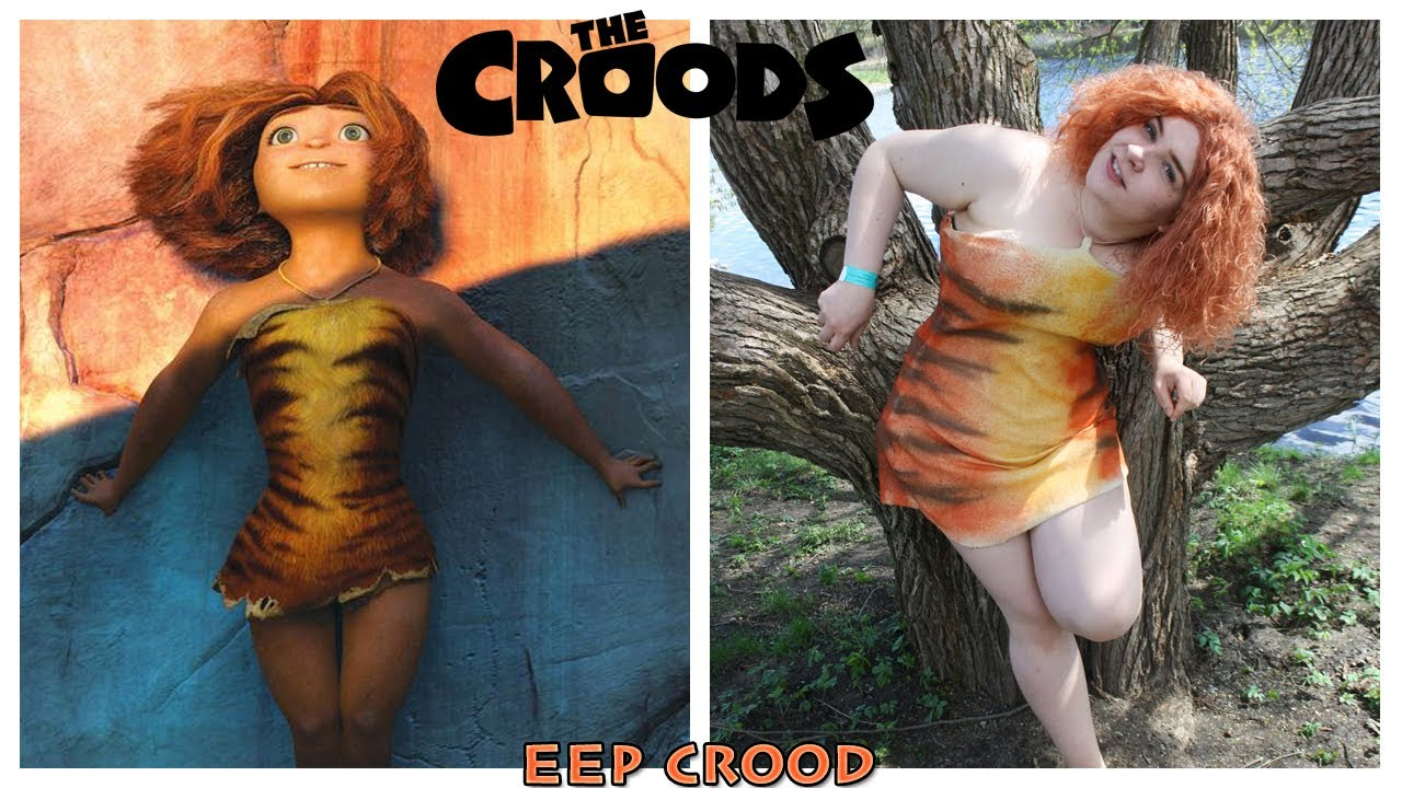 Download The Croods Characters in Real Life