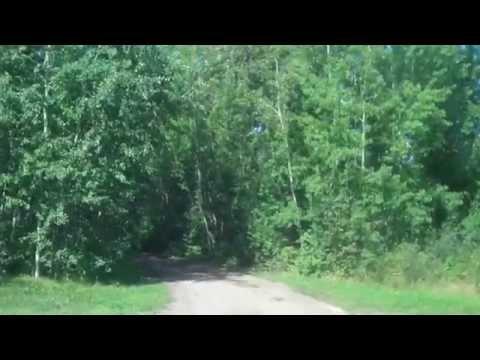 DRIVING CANADA - Alberta-Tofield-Kawtikh Campground-TheZuell