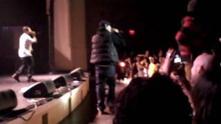 Wale & J Cole - Beautiful Bliss Live