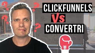 Convertri Vs ClickFunnels