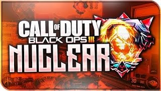 BO3: Nuclear w/ Gold Camo on! ( Black Ops 3 Multiplayer Gameplay )