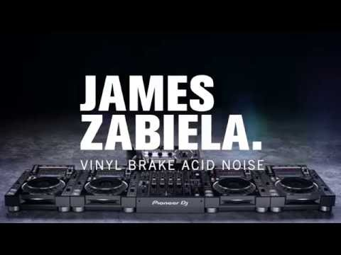 James Zabiela NXS2 Tricks - Vinyl Break Acid Noise