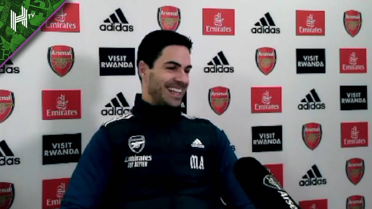 We need a longer run than two wins I West Brom v Arsenal I Mikel Arteta  press conference Part 1 - YouTube