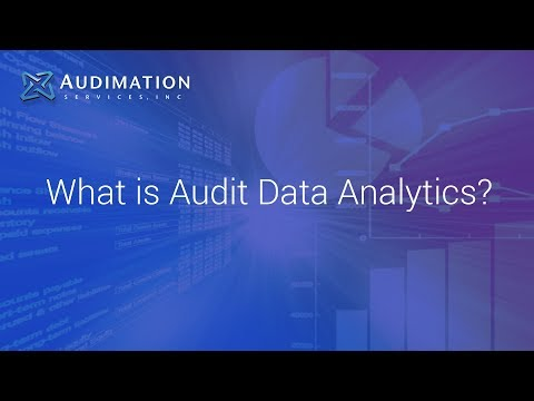 What Is Audit Data Analytics