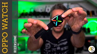 Recensione OPPO WATCH con ANDROID WEAR