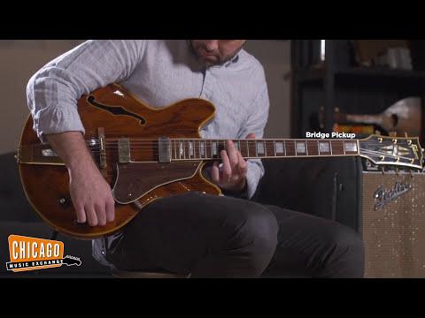 1970-71 Gibson Crest & 1964 Fender Vibroverb | CME Vintage Demo