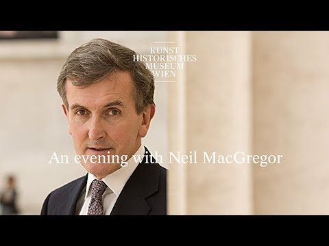 An evening with Neil MacGregor - Contemporary Talks Kunsthis