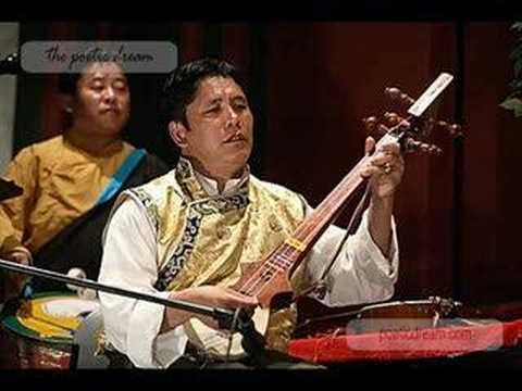 Tibetan Classical song Nangma