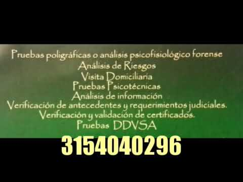 Video De Poligrafia Cash 2 Youtube
