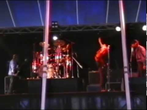 PHIL MANNING BAND @ BYRON BAY BLUES FEST (1995)