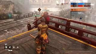 For Honor - Female Samurai gettin it in
