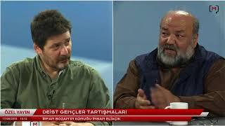 """İhsan Eliaçık ile """"Deist gençler tartışmaları"""""""