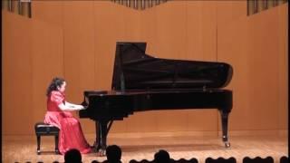 澤井聖子 SeikoSAWAI:Pf Doce Preludios americanos op.12 Ginastera ヒナステラ 12のアメリカ風前奏曲 op.12