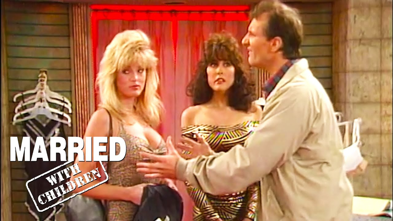 Al Goes Bra Shopping! | Married With Children