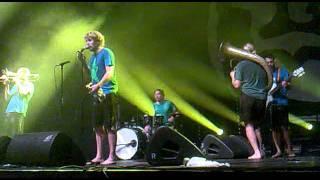 LaBrassBanda - Ringlbleame live 08.11.11 Köln