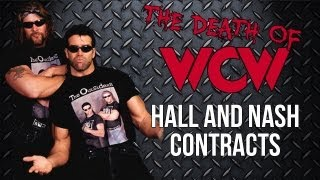 The Death of WCW: Scott Hall and Kevin Nash Contracts