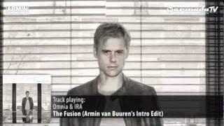 Omnia & IRA - The Fusion (Armin van Buuren & Pepi Extended Intro Edit)