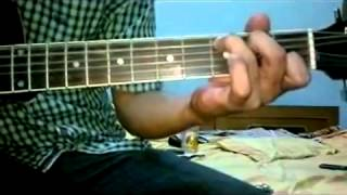 Iktara - Wake Up Sid beginner guitar lesson