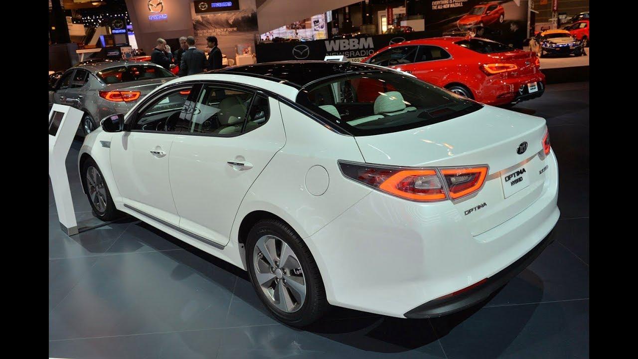 New 2018 Kia Optima Hybrid Review