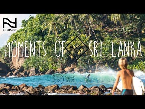 Moments Of Sri Lanka Timelapse/ Hyperlapse/ Surf