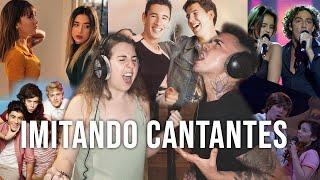 IMITANDO CANTANTES | con Mario Jefferson | Chenoa, Bisbal, Andy y Lucas, Aitana Indigo...