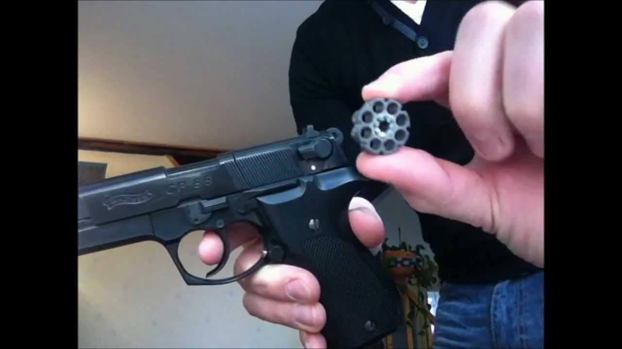 Walther cp88 review 4 5 mm plombs 177 co2 pellet gun for Pistolet peinture air comprime