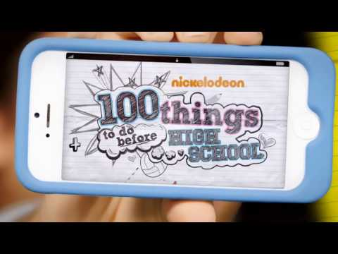 100 Things To Do Before The High School | Brand New Day (Extended)