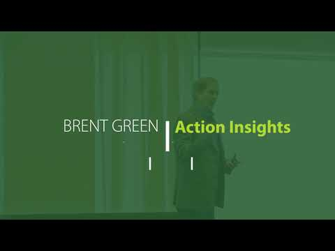 Brent Green 2018 Speaking Highlights