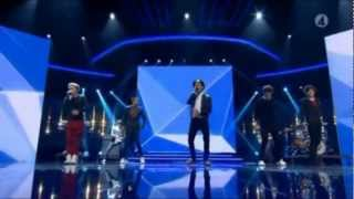 Download lagu One Direction Live While We re Young X Factor Sweden MP3