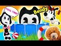 LP Movie: BENDY AND THE SWIMMING POOL!🏊