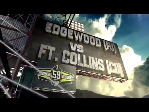 Edgewood Eagles (RI) vs Ft. Collins Outlaws (CO) D1 Jr Midget First Round