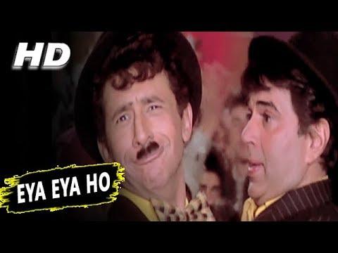 Eya Eya Ho | Anuradha Paudwal, Anu Malik | Tahalka 1992 Songs | Dharmendra, Aditya Pancholi