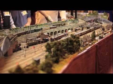 Warley Model Railway Exhibition 2011 NEC - Canon 60D