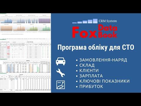 Программа учета СТО: учет работ, учет склада, база клиентов, учет зарплат