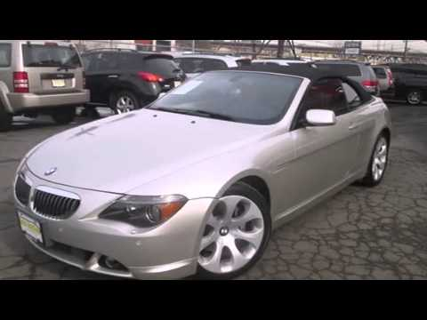 bmw 650i 2007 convertible new jersey state auto auction nj new york ny used cars youtube. Black Bedroom Furniture Sets. Home Design Ideas