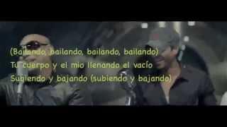 Enrique Iglesias Ft Sean Paul & Gente Ge Zona - bailando (lyrics) (letra)