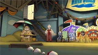 Wallace and Gromit's Grand Adventures. Episode 2: The Last Resort (2/4)