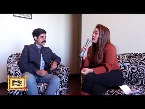 Indian Film Festival Mizoram - Sushant Singh Interview