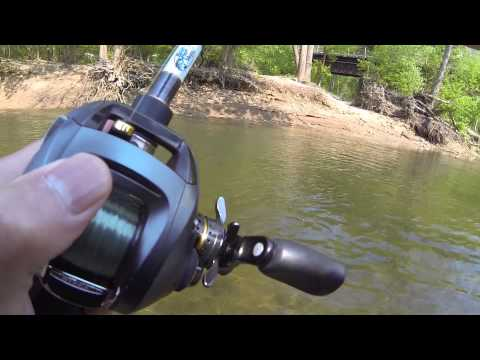 Spring Trout Fishing At The Patapsco River